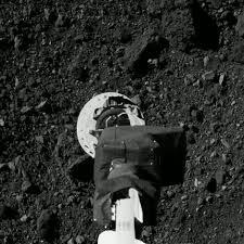 NASA probe Osiris Rex steps on asteroid Bennu