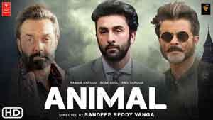 Animal Movie Ranbir Kapoor, Anil, Parineeti & Bobby Deol
