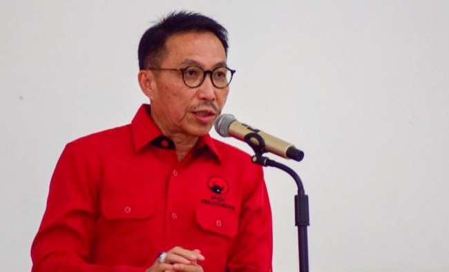"""Misteri Hilangnya Nama """"Herman Hery"""" di Dakwaan Kasus Bansos Covid-19"""