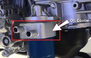 banyak sekali sistem pendinginan yang ada didalam sebuah mobil yakni pendinginan ruang me Fungsi Oil Cooler Pada Mobil Atau Motor