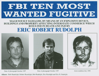 Eric Robert Rudolph, el verdadero terrorista del atentado en Atlanta