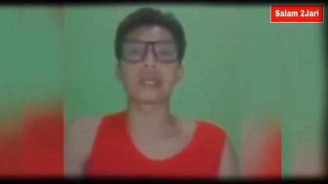 Viral Video Pria Berkacamata Diduga Menista Agama, Sebut Ajaran Islam Sesat