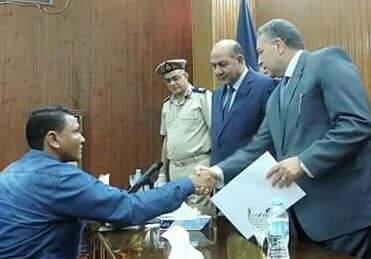 بالصور..مدير امن القليوبيه يكرم ضباط وافراد البحث الجنائي
