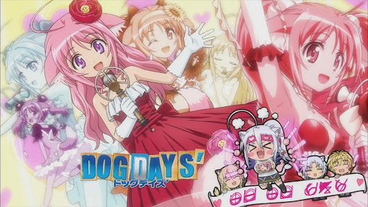 Dog Days' [BD]
