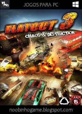 Download Flatout 3 Chos & Destruction Torrent PC