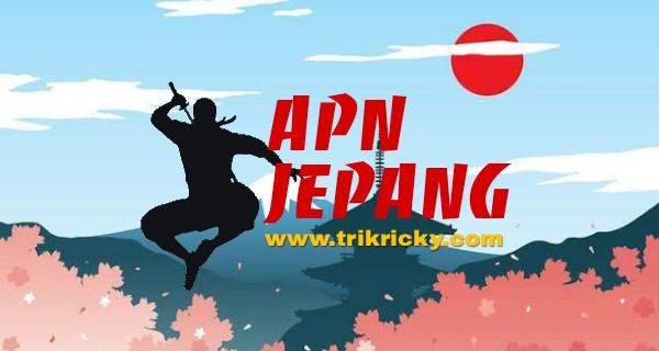 APN tercepat Server Jepang