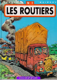 Louarn et Mainguy, Les routiers, 1995