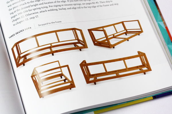 how to build a sofa frame