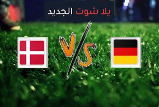 نتيجة مباراة المانيا والدنمارك اليوم الأربعاء 2-6-2021 مباراة ودية