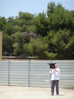 Vídeo #3D #FAED #drone y 3er encuentro #Lleida Drone #quadcopter #hexacopter