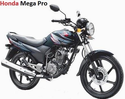 Motor Honda Mega Pro Tahun 1999 Kisaran Harga Rp 4 000 6 2000 500