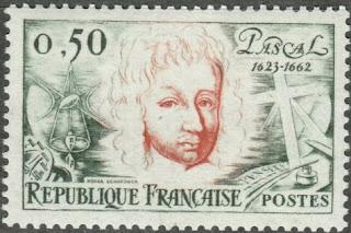 Blaise Pascal France 1962