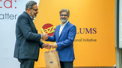 Jazz & LUMS collaborate to launch a platform for disruptive ideas