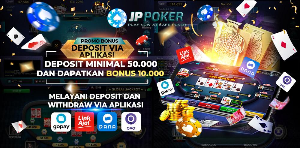 JPPOKER | Poker Online Indonesia Terbesar Dan Terpercaya
