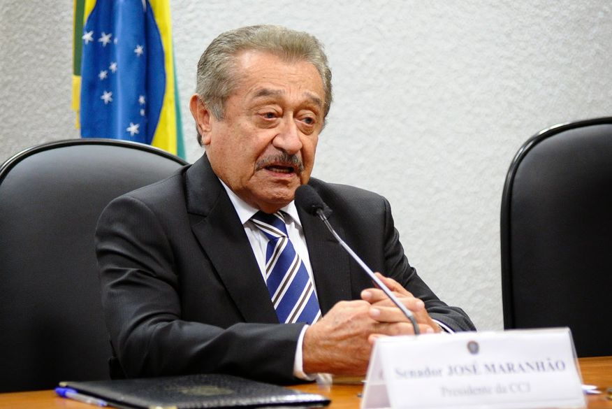 Senador José Maranhão morre aos 87 anos de idade em decorrência da covid-19