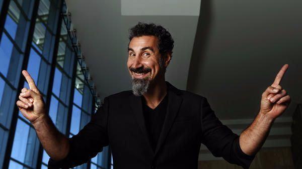 Serj Tankian quiere crear una marca de café armenio