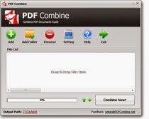 Download PDF Combine