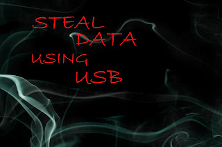 How to Steal people files using usb drive   Hacking Tips and