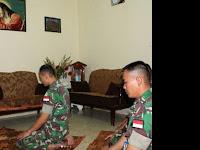 Foto Prajurit TNI Shalat di Depan Gambar Yesus ini Jadi Viral, Ternyata Ini Yang Terjadi