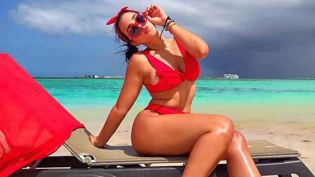 Así lució esta venezolana en la alfombra roja de los Latin American Music Awards