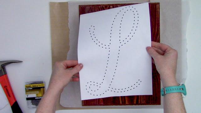 string art, script fonts, stencils, silhouette project, silhouette studio