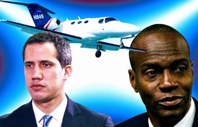 Avión que transportó a mercenarios magnicidas a Haití había sido utilizado por delegación de Juan Guaidó para negociaciones políticas en Barbados