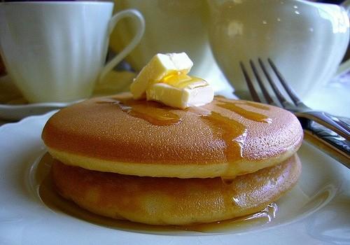 Pancake Gebu Ala McDonald!!