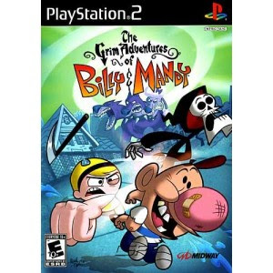 The Grim Adventures Of Billy And Mandy (PS2) 2006