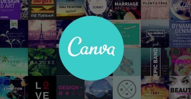 أفضل, وأقوي, أداة, لتصميم, الرسومات, والجرافيك, وتحرير, الفيديو, كانافا, Canva