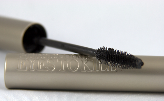 a4c6835f15f Mascara Monday - Giorgio Armani Eyes To Kill Lash Stretching Mascara |  Beauty Crazed in Canada
