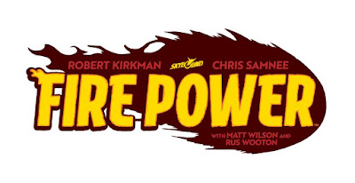 Fire Power Coming in May 2020 From Robert Kirkman and Chris Samnee - Preview