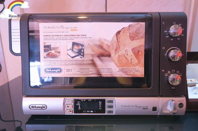 De'Longhi bread maker
