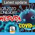 मधेपुरा जिले में बुधवार को मिले बीस कोरोना संक्रमित, कुल 1844 संक्रमित
