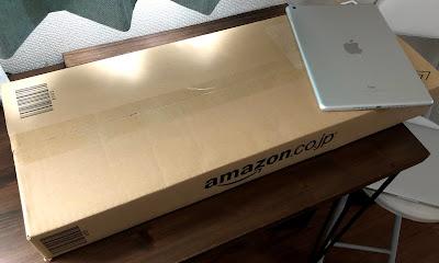 ビックサイズのAmazonボックス