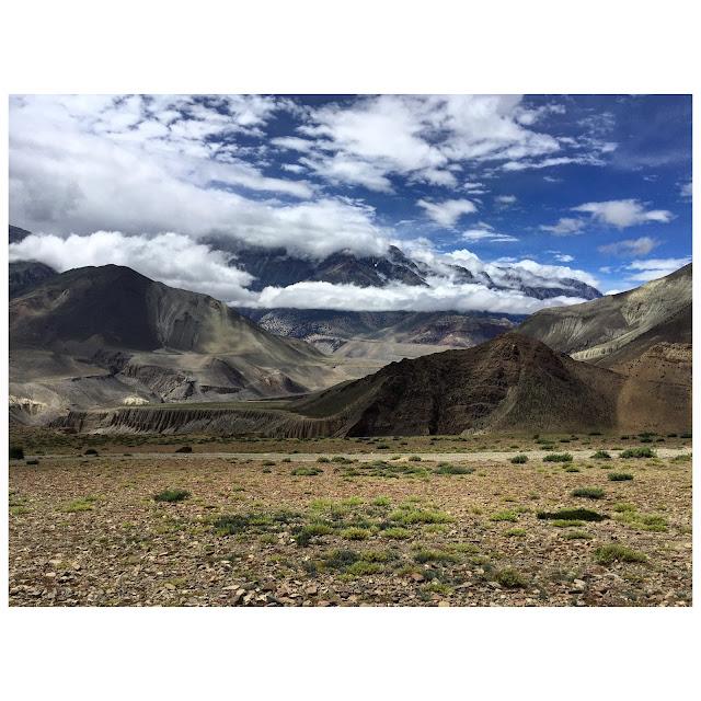 Trekking in Nepal in Winter