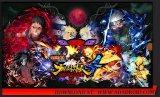 Download Naruto Senki Chronicle of War Mod by Ryan78 Apk for Android