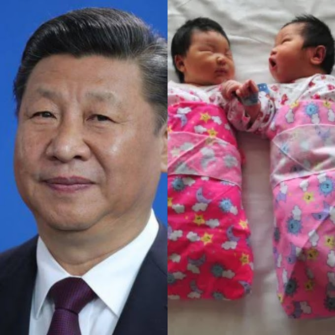 China scraps law banning parents from having over two children, increases limit to three