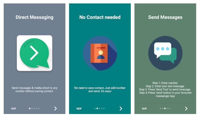 Cara Menggunakan WhatsDirect