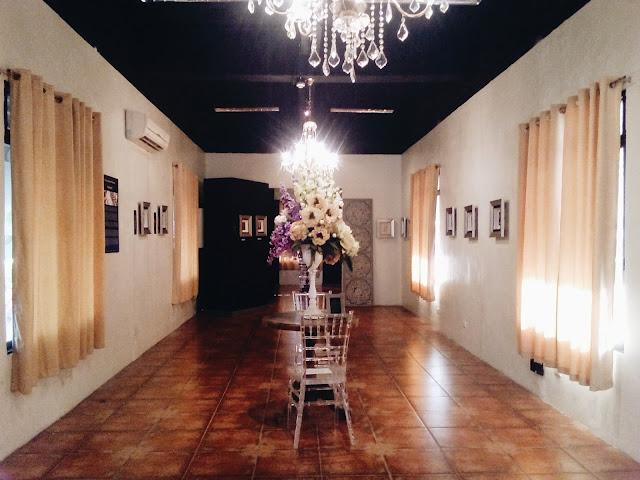 The Language of Flowers Novereich Agustin art exhibit