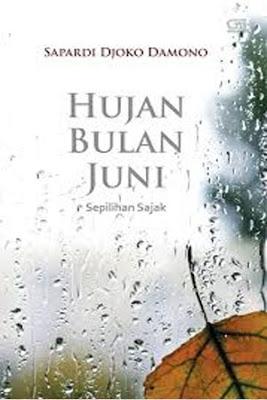 Ebook Hujan Bulan Juni