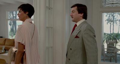 Robert De Niro y Sandra Bernhard