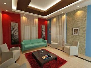 5 صور ديكورات جبس بورد غرف الجلوس المودرن المميز