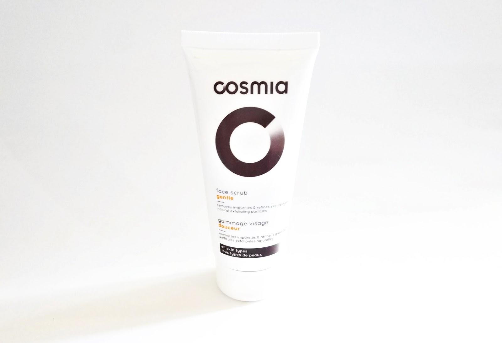 Esfoliante para todos os tipos de pele, Cosmia - Jumbo