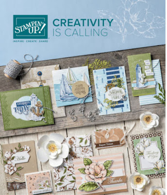 Online version of Stampin' Up! 2019-2020 Annual Catalog