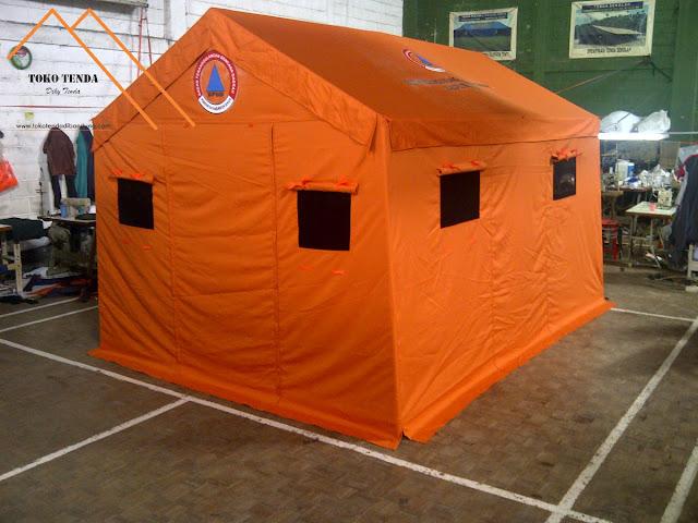 Tenda - Bantuan Sosial - Family - BNPB
