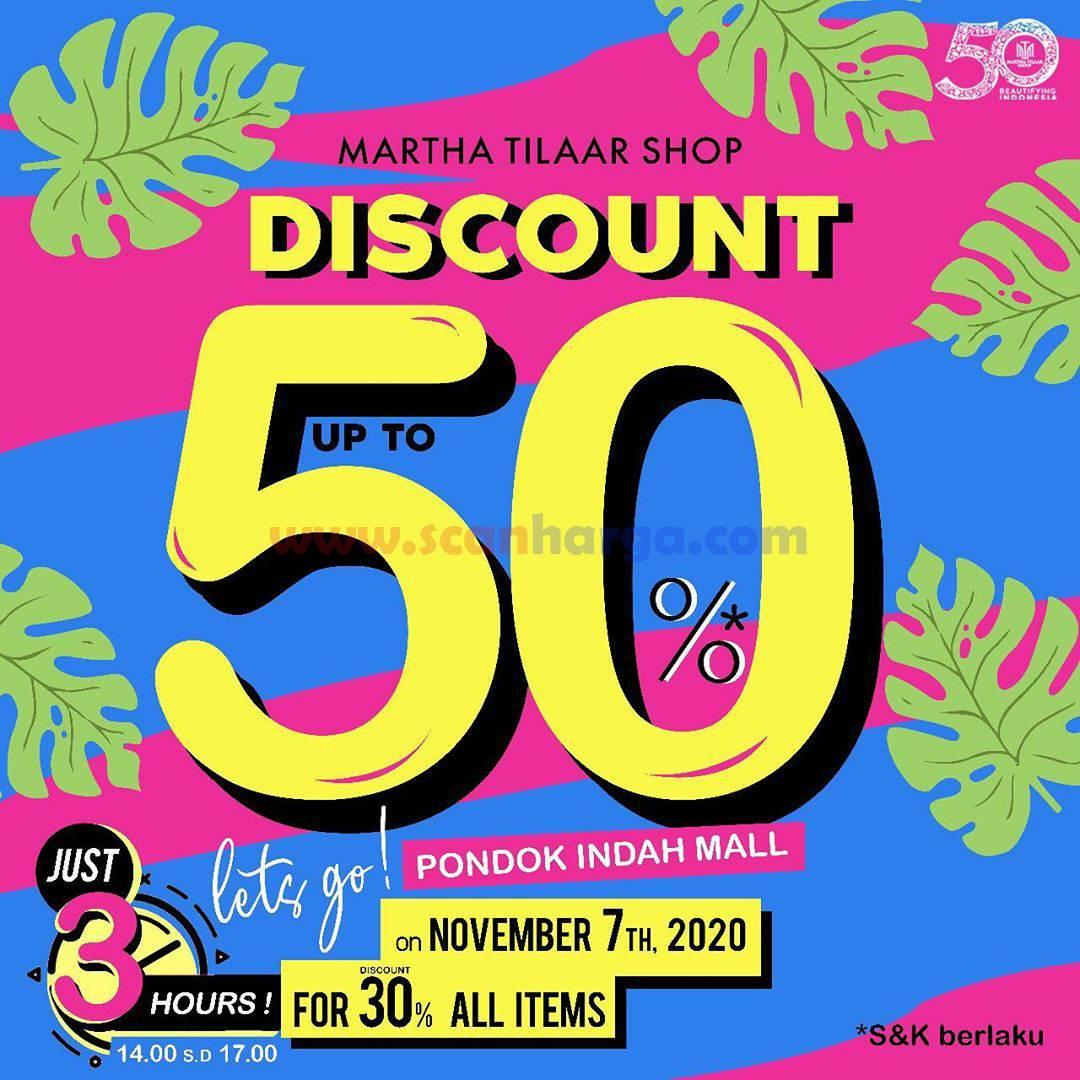 Martha Tilaar Shop Pondok Indah Mall Discount Up to 50% Off