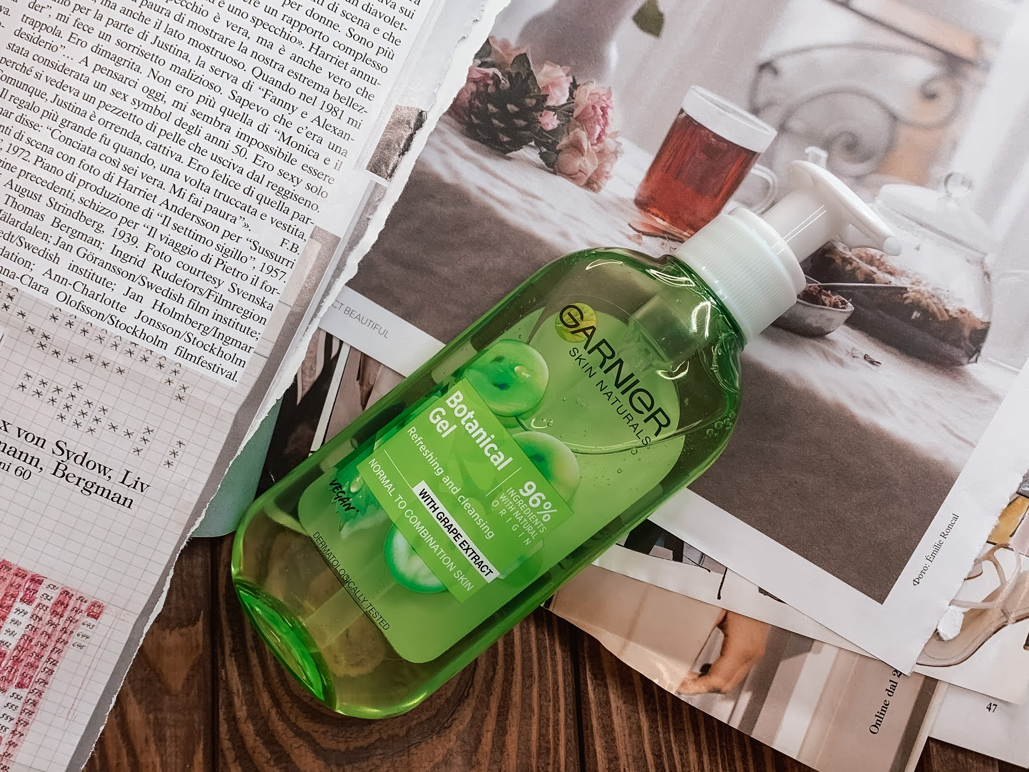 Garnier Botanical Gel