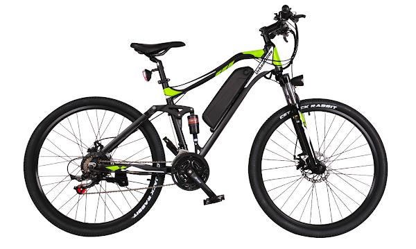 Nova UrbanGlide eBike F2 – a bicicleta elétrica levada a outro nível