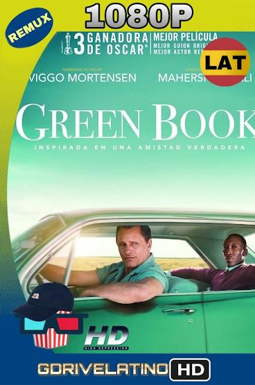 Green Book: Una Amistad Sin Fronteras (2018) BDRemux 1080p Latino-Ingles MKV