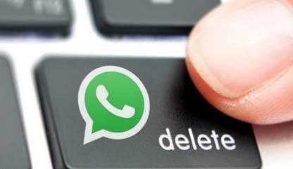 cara menghapus kontak whatsapp di iphone